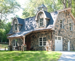 "The Woods Barn: Award Winning ""Not So Big"" House"