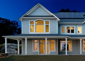 Stunning Craftsman Style Passive House